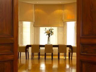 غرفة السفرة تنفيذ Rebecca James Studio