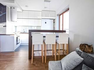 MGN Pracownia Architektoniczna Modern dining room