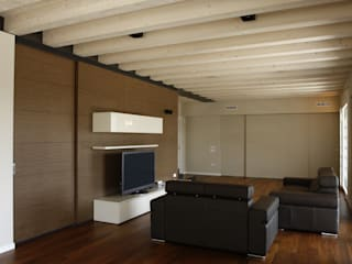 Andrea Gaio Design Salones de estilo moderno