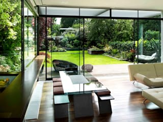 © Independent Architects Ltd 2015: modern Living room by Independent Architects