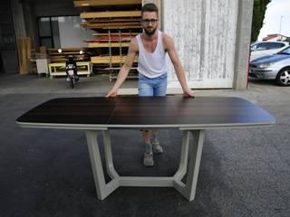 tavolo mario :  in stile  di ARREDAMENTI MAMA
