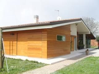 Andrea Gaio Design Casas de estilo moderno
