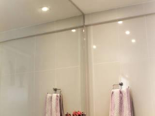 Banheiro Funcional por Cromalux Sistemas de Iluminação Ltda Moderno