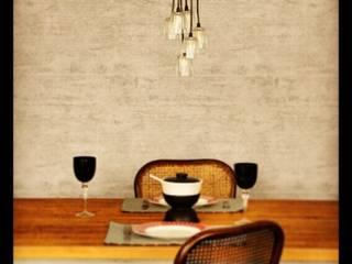 Resignificando o copo de bar... por Cromalux Sistemas de Iluminação Ltda Moderno
