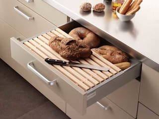 Moderne keukens van DEULONDER arquitectura domestica Modern