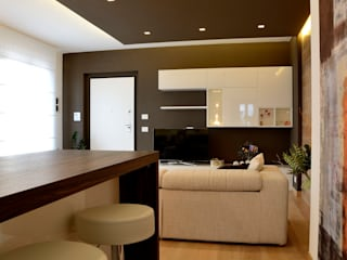 Modern living room by Federico Pisani Architetto Modern