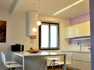 Modern Kitchen by Federico Pisani Architetto Modern