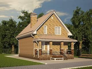 Maisons classiques par Проектное бюро 'АДЕКО', г. Казань Classique
