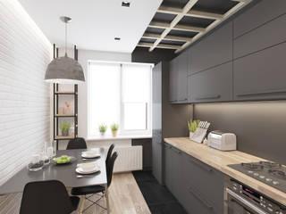 Ivantsov design studio Кухня