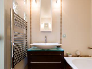 LA CUISINE DANS LE BAIN SK CONCEPT BathroomSinks Wood Brown