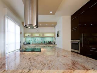 LA CUISINE DANS LE BAIN SK CONCEPT KitchenBench tops Marble
