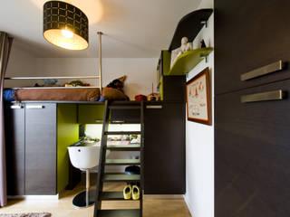 LA CUISINE DANS LE BAIN SK CONCEPT Nursery/kid's roomBeds & cribs