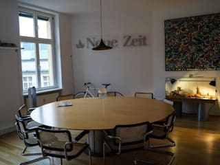 Studio Stern Modern study/office