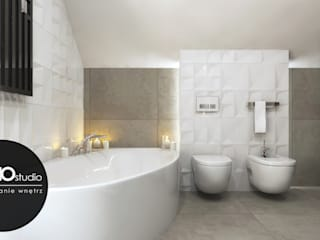 Modern style bathrooms by MONOstudio Modern