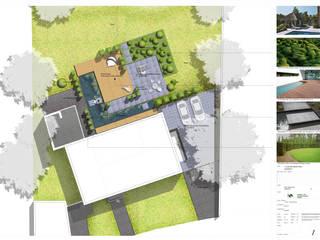 Modern Bahçe SUD[D]EN Gärten und Landschaften Modern