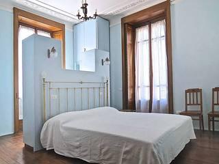 Emanuela galfetti architect to Camera da letto moderna di Emanuela galfetti architetto Moderno