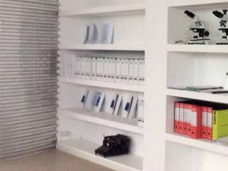 Emanuela galfetti architect to Studio moderno di Emanuela galfetti architetto Moderno