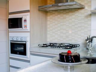 Residência Santo André Cozinhas modernas por Studio Meraki Arquitetura e Design Moderno