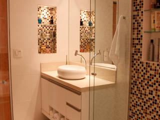 Banho Social Banheiros clássicos por Studio Meraki Arquitetura e Design Clássico