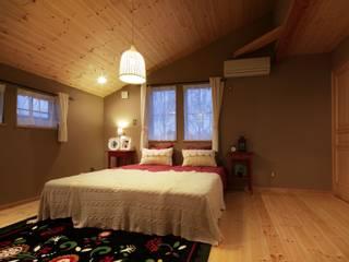 S's HOUSE: dwarfが手掛けた寝室です。