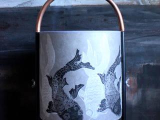 Lampe Balade poissons:  de style  par FLEDERMAUS