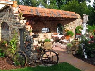Jardin de style  par Antik-Stein, Classique