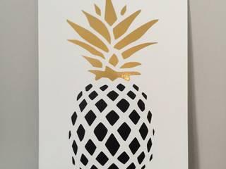 Affiches ananas Mon petit Léon Chambre d'enfantsAccessoires & décorations