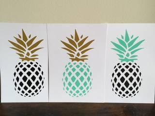 Affiches ananas par Mon petit Léon Scandinave