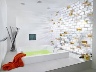 Rimini Baustoffe GmbH Modern Bathroom Glass