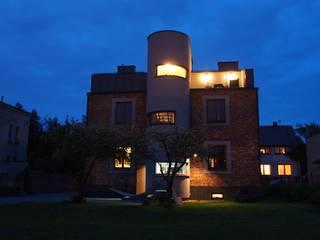 Przebudowa Domu Nowoczesne domy od pracownia architektoniczno-konserwatorska festgrupa Nowoczesny