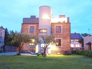 pracownia architektoniczno-konserwatorska festgrupa Modern houses