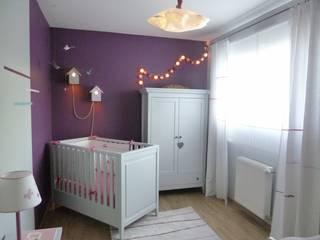 Chambre d'enfant: Chambre d'enfant de style  par CTD Créactive Déco