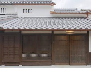 今井町の町家(母屋:改修、はなれ:増築) クラシカルな 家 の 一級建築士事務所ささりな計画工房 クラシック