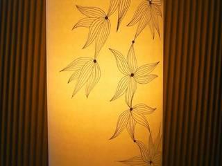 Lampe-tube :  de style  par Polign