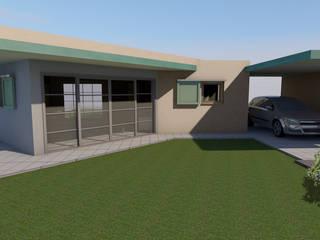 Les études en cours Maisons modernes par AeA - Architecture Eric Agro Moderne