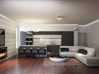 Living room by BIARTI - создаем минималистский дизайн интерьеров