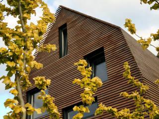 Raymond Horstman Architecten BNA 臥室 木頭 Wood effect