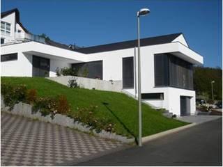 Haus D Moderne Häuser von Architekturbüro Stephan Spies Modern