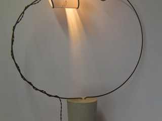 Lampe Wuma:  de style  par Polign