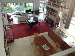 Luisa Olgiati Modern living room