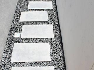 Jardines minimalistas de PFS-arquitectura Minimalista