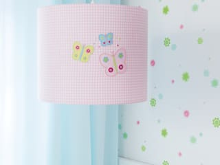 annette frank gmbh Nursery/kid's roomLighting Cotton Multicolored
