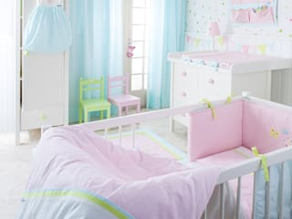annette frank gmbh Nursery/kid's room Multicolored