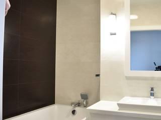 Milan design 浴室 Beige