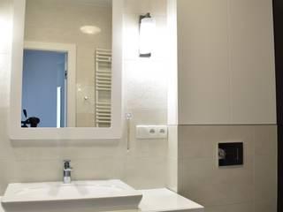 Łazienka klasyczna Klasyczna łazienka od Milan design Klasyczny