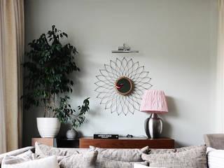 IDEALS . Marta Jaślan Interiors Salas de estilo moderno