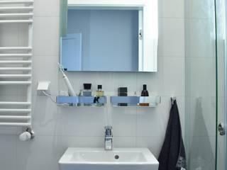 Ванные комнаты в . Автор – Milan design , Модерн