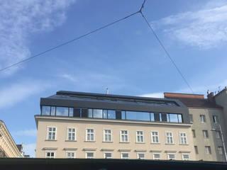 DACHAUSBAU/SANIERUNG RW23:  Häuser von EINFACH3 Architekten Ziviltechniker KG