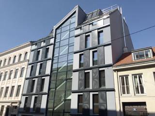WOHNBAU GL17:  Häuser von EINFACH3 Architekten Ziviltechniker KG