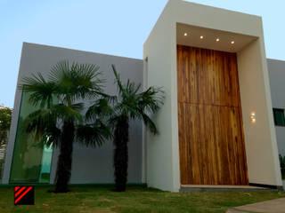 Casa Moderna: Casas  por Fazzioni